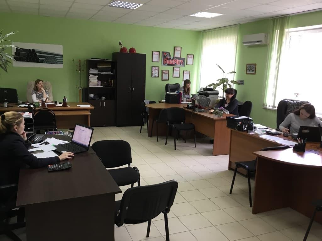 Офис металлобазы Русмет в Краснодаре